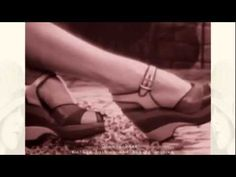 1940s Fashion Film - Gorgeous Women's Shoes