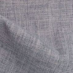 A classic, medium grey upholstery fabric that has a slubbed texture.Suitable for all upholstery projects such as sofa reupholstery, seat cushions, ottomans and