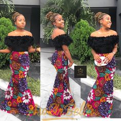 b03d25872728 AsoEbiBella.com presents – The Latest Aso Ebi Styles -Vol. 251 - BellaNaija  · Ankara Long Gown ...