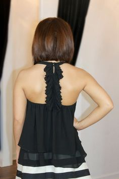 Perfectly Preppy Tank-Black at Juliana's Boutique- shopjulianas.com Save 10% w/code: lstf10