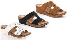 Lady Godiva Women's Comfort Sandal