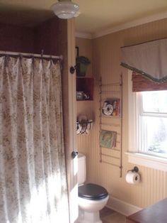Cottage Bathroom - traditional - bathroom - philadelphia - The Painted Home
