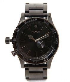 nixon-51-30-blackout-very nice watch...a must have