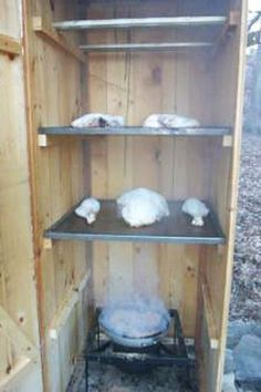 Build a smokehouse in 11 easy steps | Living the Country Life