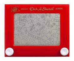 Retro Classic Etch-A-Sketch® - Toys, Games, Electronics & Crafts – Educational, Imaginative & Fun