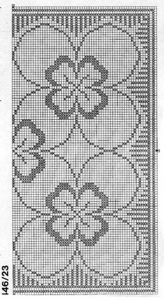 1 million+ Stunning Free Images to Use Anywhere Cross Stitch Rose, Cross Stitch Flowers, Cross Stitch Embroidery, Hand Embroidery, Filet Crochet, Crochet Motif, Crochet Patterns, Cross Stitch Designs, Cross Stitch Patterns