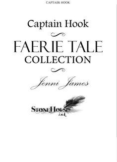 Captain Hook Title Page Title Page, Captain Hook, Book Design, Ebooks