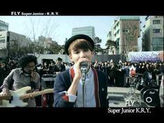 Super Junior K.R.Y. - FLY
