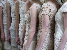 Все платья Ванессы Монторо (подборка со схемами и описанием)