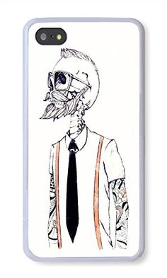 iPhone 5/5S Case Hipster Skull With Beard And Glasses Phone Case Custom White Polycarbonate hard case for Apple iPhone 5/5S Phone Case Custom http://www.amazon.com/dp/B014R11P6A/ref=cm_sw_r_pi_dp_DQQqwb047CD82