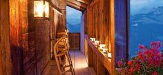 Walig Hut - Gstaad Switzerlanf
