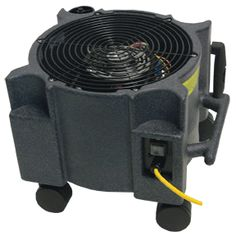 The restoration equipment like dehumidifiers run for a long period of time and it becomes difficult to supply power to any equipment for a long period of time.