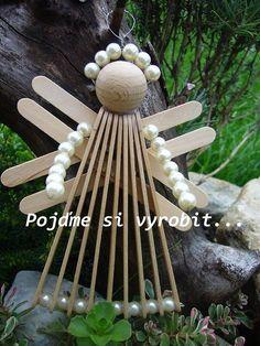 Andělíček strážný - kreativní sada / Zboží prodejce Nápady z pytlíku | Fler.cz