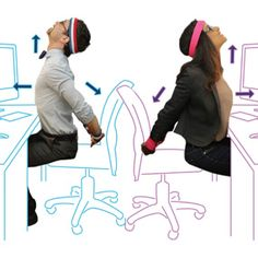 10 Exercises You Can Do At Your Cubicle Or Desk Cubicle