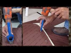 LEATHER UPHOLSTERY-Raised Car Door-Panels - YouTube