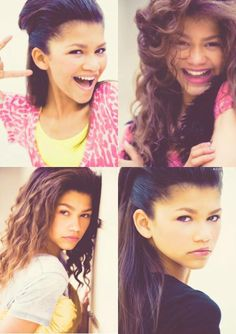 Zendaya is some one that shows an example