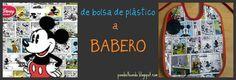 PANDIELLEANDO: De bolsa de plástico a babero
