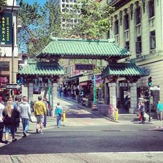Chinatown Gate. Help to fund our indiegogo campaign and get the best travel book on San Francisco. Only a few days left..