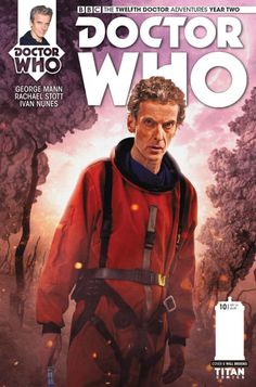 Doctor Who: The Twelfth Doctor 2.10 Cover B - Will Brooks