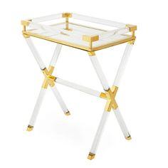 Side & Accent Tables | Modern Furniture | Jonathan Adler Furniture Plans, Modern Furniture, Luxury Furniture, Butler Table, Etagere Bookcase, Jonathan Adler, Modern Table, Discount Designer, All Modern