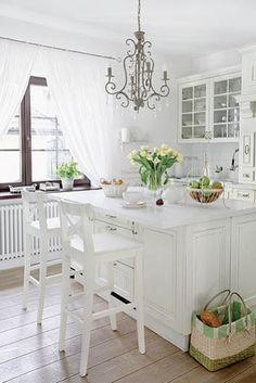A Cottage Home Kitchen