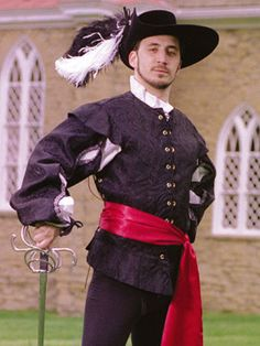 Renaissance Duke's Doublet - NEW!: Renaissance Costumes, Medieval Clothing, Madrigal Costumes by The Tudor Shoppe