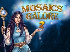 Go on an amazing journey through the fantasy world and rescue its enchanted inhabitants! http://toomkygames.com/download-free-games/mosaics-galore-2 #toomkygames #freegames #freedownload #patchwork #mosaicsgame #puzzlegame