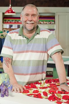 BBC Two - The Great British Sewing Bee, Series 3 - Paul