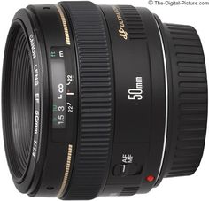 The Canon EF 50mm f/1.4 USM Lens finds a home with many photographers - from pro to casual - for several reasons.