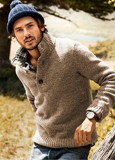 Sweater Pretty Smooth.