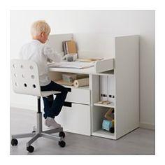 IKEA STUVA desk with 2 drawers
