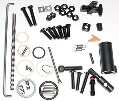 Other Marker Parts and Accs 36285: New Tippmann 98 Custom Pro Deluxe Parts Kit 98-Pk Paintball -> BUY IT NOW ONLY: $49.95 on eBay!