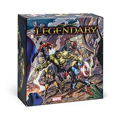 ThinkGeek :: Marvel Legendary Card Game
