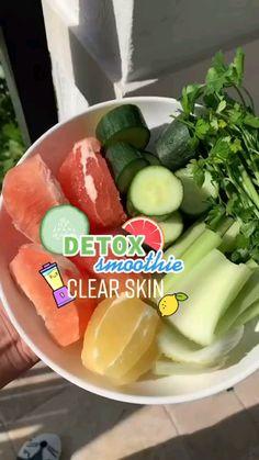 Healthy Detox, Healthy Juices, Healthy Smoothies, Healthy Drinks, Healthy Snacks, Healthy Eating, Healthy Recipes, Detox Drinks, Healthy Midnight Snacks