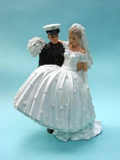 Military Super Sexy Cake Topper Air Force Navy Army Marines