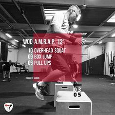 WOD 030517 #CrossFit #Voiron #CrossFitVoiron #Wod #Training #OriginalAthlete #DuSportMaisPasQue #Become