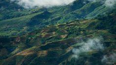 Sapa - Change in weather. Rice terraces.     http://dulichhe.biz/