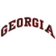Uga Large G Logo Car Decal Georgia Pride Pinterest Car Decal