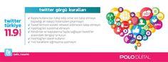 Sosyal medya görgü Kuralları #twitter