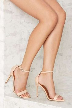 Nasty Gal Take a Hint Stiletto Heel