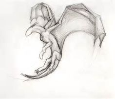 drawings of dragons