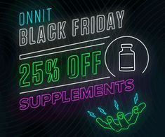 Onnit Black Friday Sale on all Supplements! Get OFF on all Onnit Supplements! Best Nootropics, Natural Supplements, Brain Health, Nutritional Supplements, No Equipment Workout, Black Friday, Herbalism, The Cure, Herbal Medicine