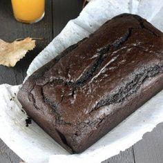 yummy chocolate loaf cake