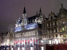 Mons Belgium! So did not appreciate this when I lived there! Wanna go back someday!!!!