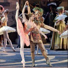 Svetlana Zakharova in Bolshoi's Sleeping Beauty