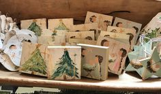Christmas Wood Crafts, Christmas Canvas, Christmas Paintings, Christmas Signs, Homemade Christmas, Christmas Art, Christmas Projects, Holiday Crafts, Christmas Holidays