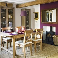 Ideal Home picture that gave me the colour theme