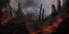 Skywind,TES моды,The Elder Scrolls,фэндомы,Morrowind,TES концепт-арт,TES art,концепт-арт