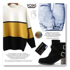 """yoins 1"" by angelstar92 ❤ liked on Polyvore featuring yoins"