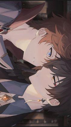 Handsome Anime, Cute Anime Character, Aesthetic Anime, Anime Characters, Cool Art, Fan Art, Chili, Twitter, Random